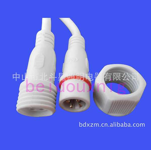 塑胶防水连接线