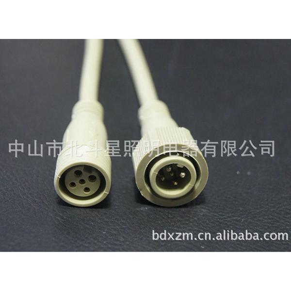 5芯防水连接器