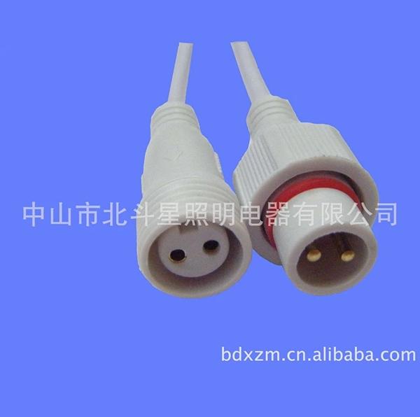 塑胶防水连接器