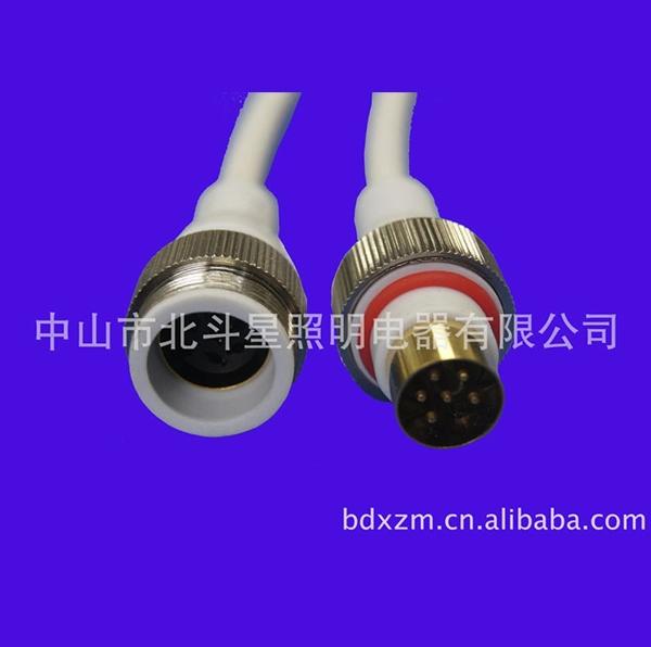 防水防尘连接器